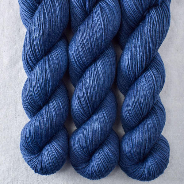 Navy - Miss Babs Putnam yarn