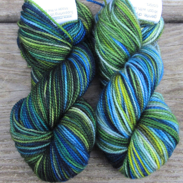 Night Lights - 2-Ply Toes - Babette