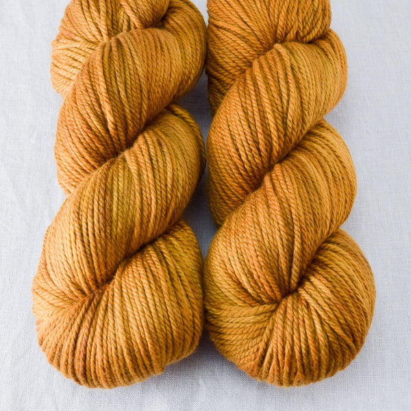 Old Gold - Miss Babs K2 yarn