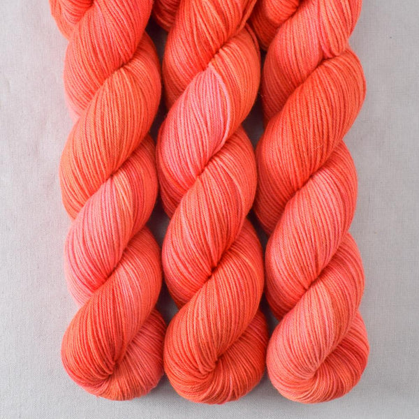 One Hot Minute - Miss Babs Putnam yarn
