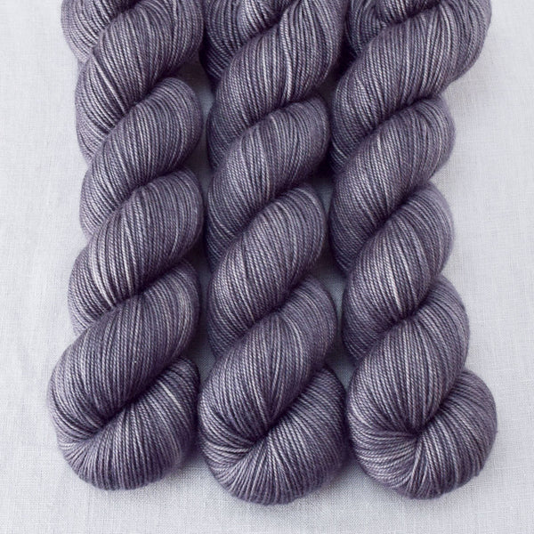Oxidized Silver - Miss Babs Yummy 3-Ply yarn
