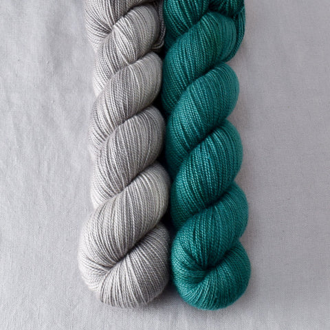 Oyster, Oz - Miss Babs 2-Ply Duo
