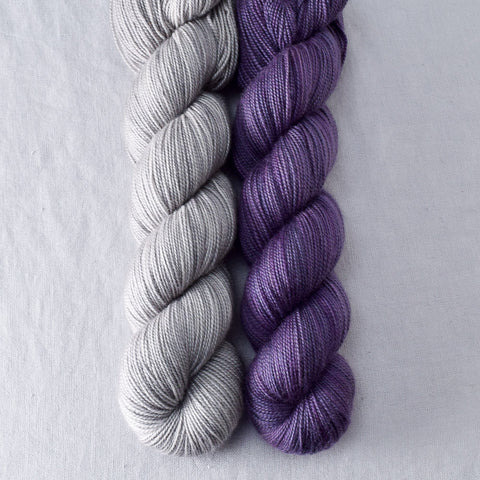 Oyster, Rejuvenate - Miss Babs 2-Ply Duo