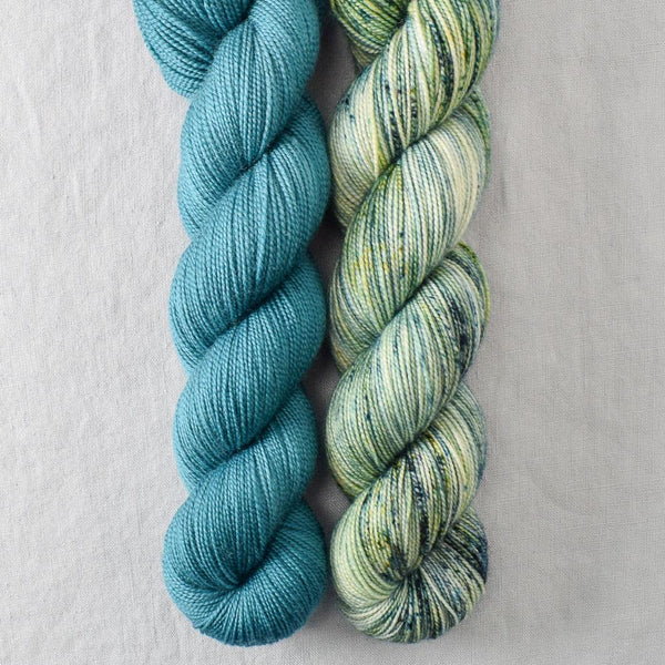 Pacifica, Rainforest - Miss Babs 2-Ply Duo