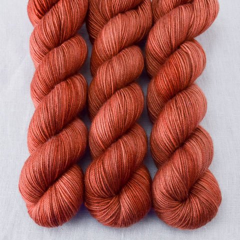 Paprika - Miss Babs Yummy 3-Ply yarn