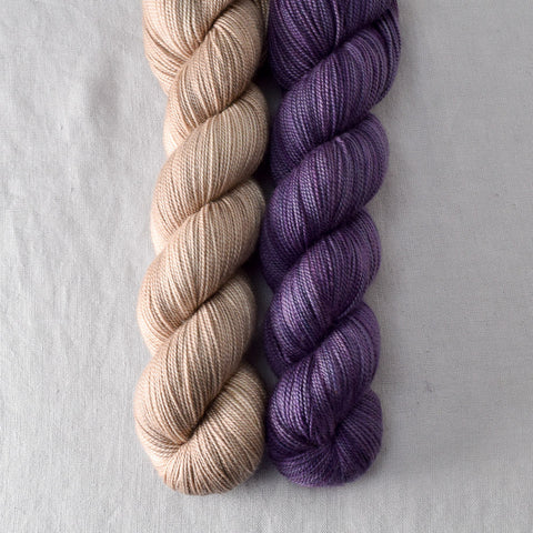 Parchment, Rejuvenate - Miss Babs 2-Ply Duo