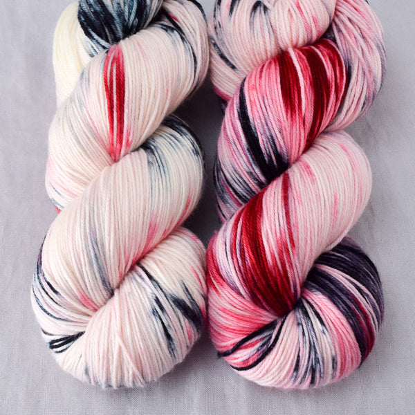 Peppermint Bark - Miss Babs Yowza yarn