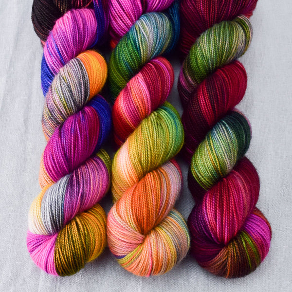 Perfectly Wreckless - Miss Babs Yummy 2-Ply yarn