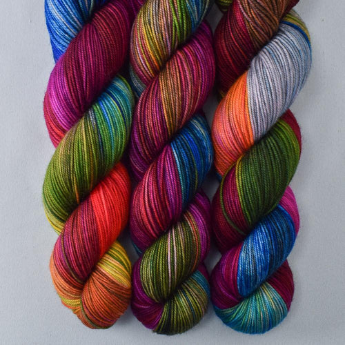 Perfectly Wreckless - Yummy 3-Ply - Babette