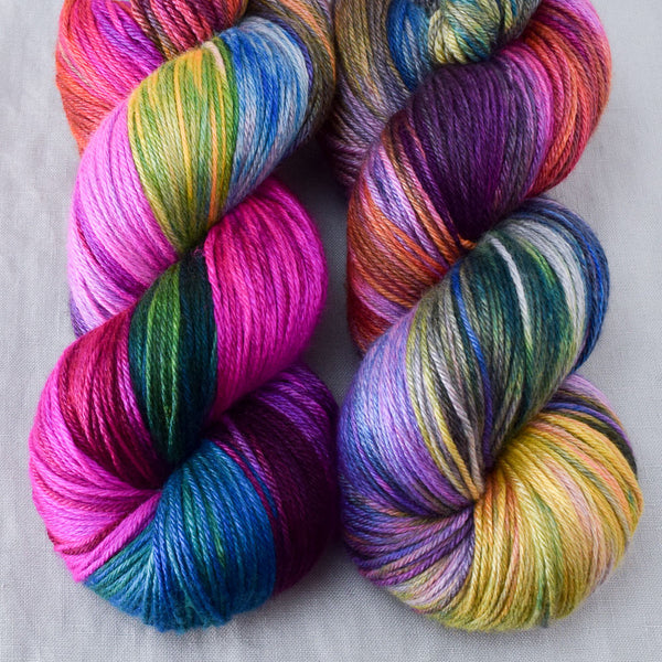 Perfectly Wreckless - Miss Babs Big Silk yarn