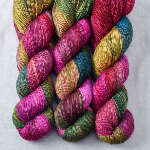 Perfectly Wreckless - Miss Babs Dulcinea yarn