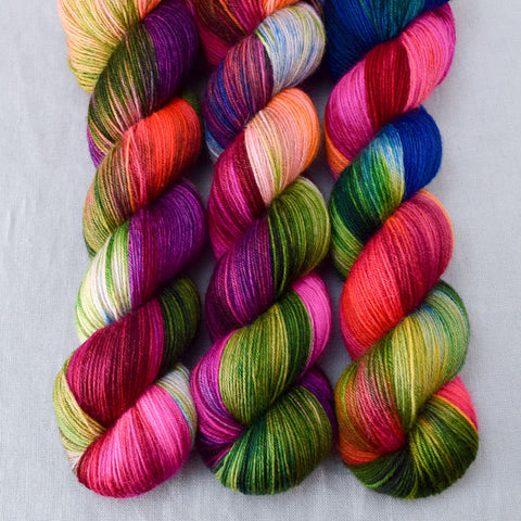 Perfectly Wreckless - Miss Babs Northumbria Fingering yarn