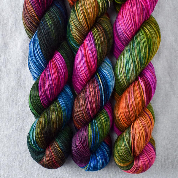 Perfectly Wreckless - Miss Babs Putnam yarn