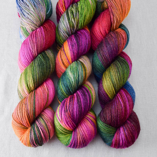 Perfectly Wreckless - Miss Babs Tarte yarn