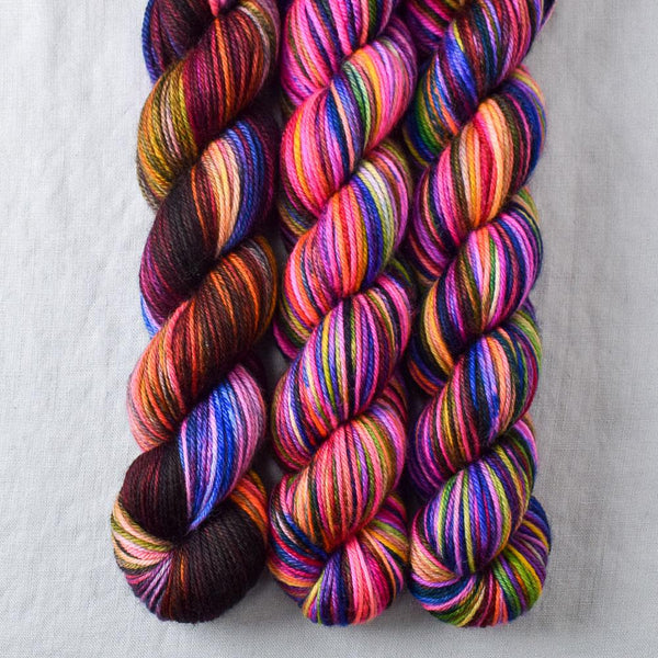 Perfectly Wreckless - Miss Babs Yowza Mini yarn
