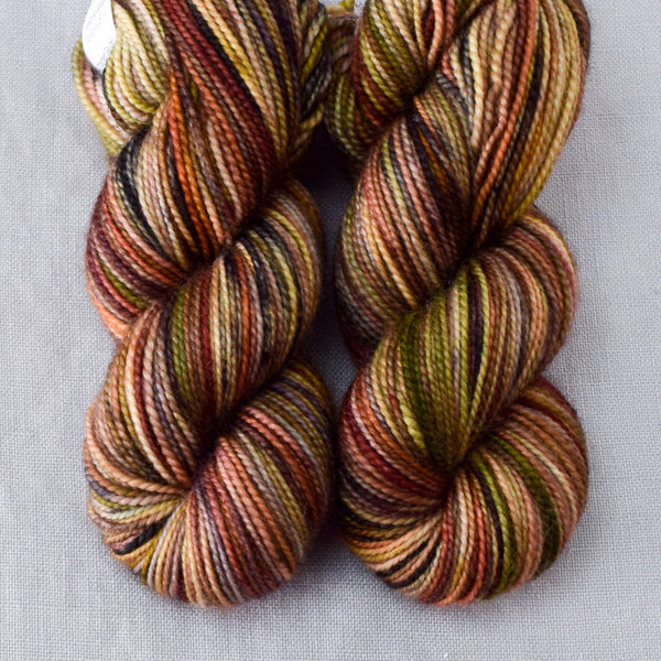 Petrified Forest - Miss Babs 2-Ply Toes yarn