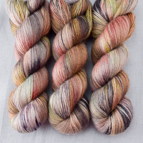 Petrified Forest - Miss Babs Northumbria Fingering yarn