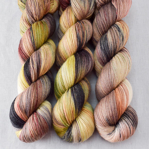 Petrified Forest - Miss Babs Tarte yarn