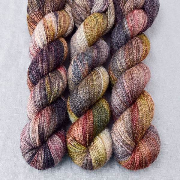 Petrified Forest - Miss Babs Yet yarn