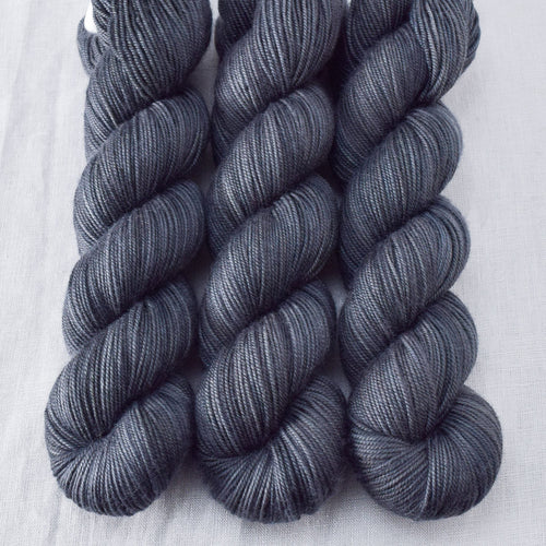 Pewter - Miss Babs Yummy 3-Ply yarn