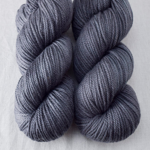 Pewter - Miss Babs K2 Yarn