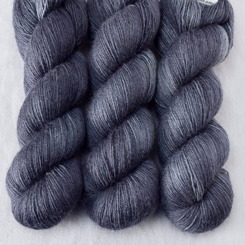 Pewter - Miss Babs Katahdin 437 Yarn