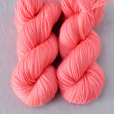 Pink Grapefruit - Miss Babs 2-Ply Toes yarn
