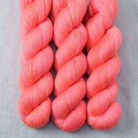 Pink Grapefruit - Miss Babs Dulcinea yarn