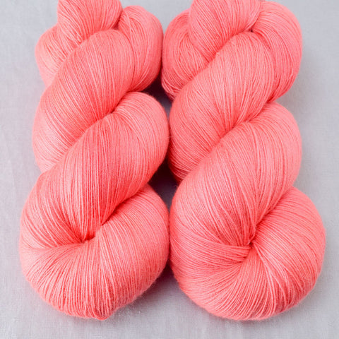 Pink Grapefruit - Miss Babs Katahdin yarn