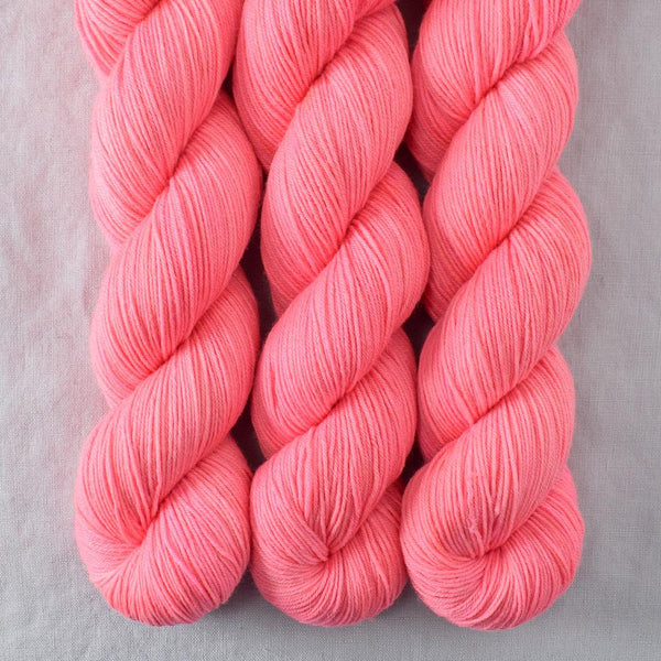 Pink Grapefruit - Miss Babs Putnam yarn