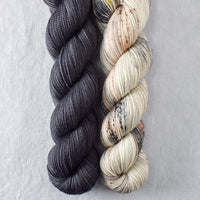 Pitch, Rock Sparrow - Miss Babs 2-Ply Duo