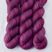Plum - Miss Babs Yummy 3-Ply yarn