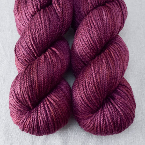 Plum - Miss Babs K2 Yarn