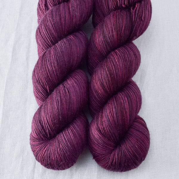 Plum - Miss Babs Keira yarn