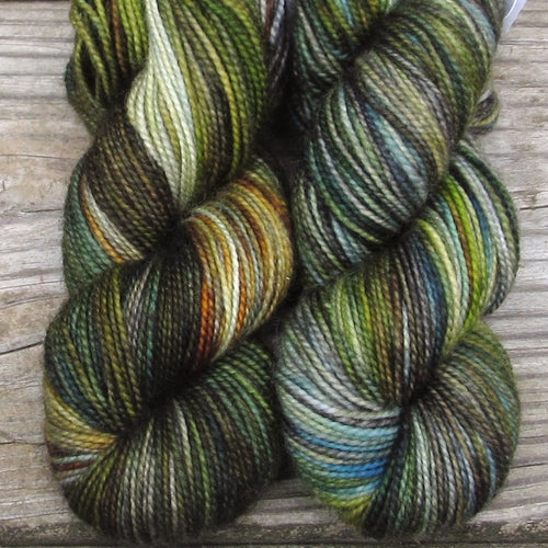 Primeval - Miss Babs 2-Ply Toes yarn