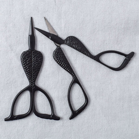 Primitive Mermaid Scissors - Miss Babs Notions