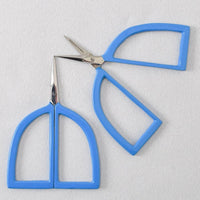 Pudgie Scissors - Blue - Miss Babs Notions
