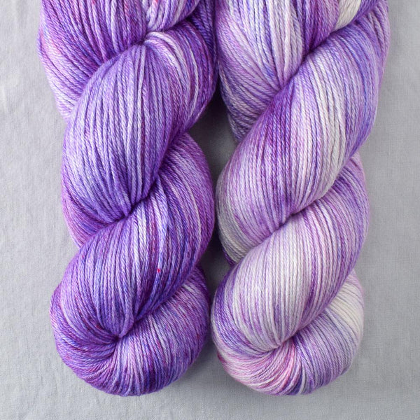 Purple Joy - MDSW 2020 - Miss Babs Big Silk yarn