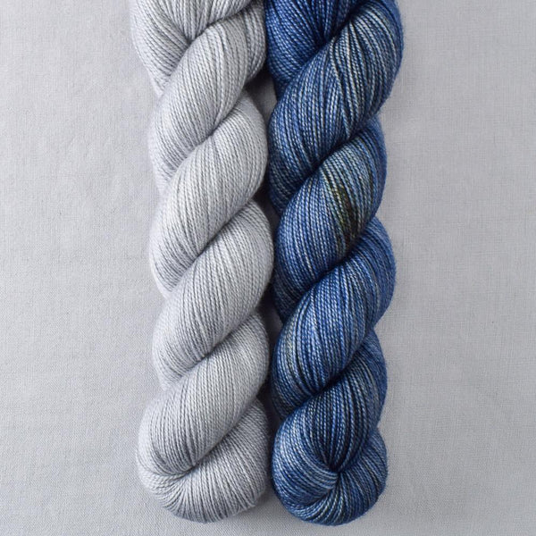 Quicksilver, Time Warp - Miss Babs 2-Ply Duo