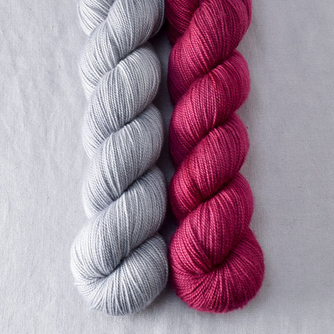 Quicksilver, Zinfandel - Miss Babs 2-Ply Duo
