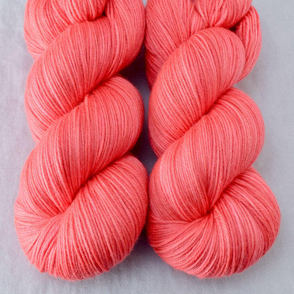 Quince Blossom - Miss Babs Yowza yarn