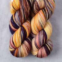 Rainbow Jasper - Miss Babs 2-Ply Toes yarn