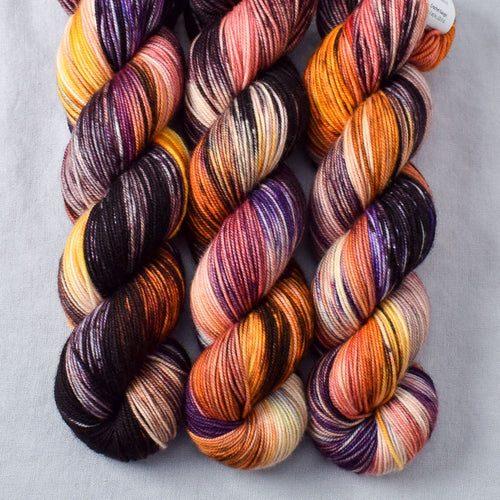 Rainbow Jasper - Miss Babs Yummy 3-Ply yarn