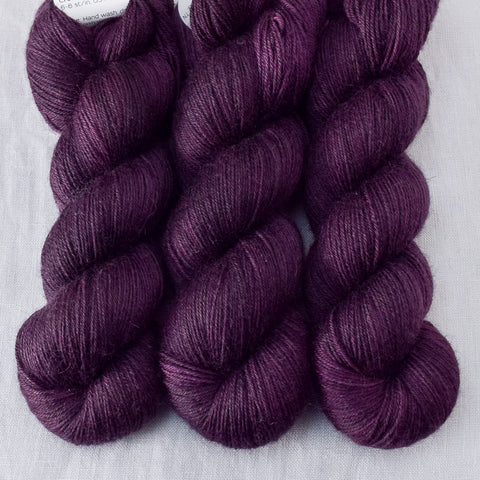 Raspberry Truffle - Miss Babs Northumbria Fingering Yarn
