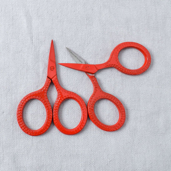 Red Susan Scissors - Miss Babs Notions