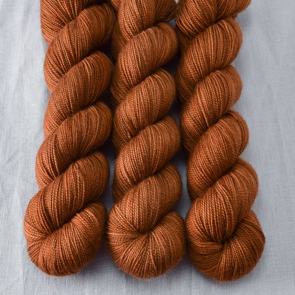 Roasted Pumpkin - Miss Babs Yummy 2-Ply yarn