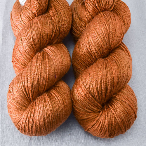 Roasted Pumpkin - Miss Babs Big Silk yarn