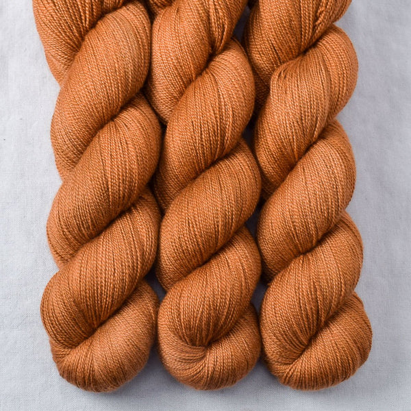 Roasted Pumpkin - Miss Babs Dulcinea yarn