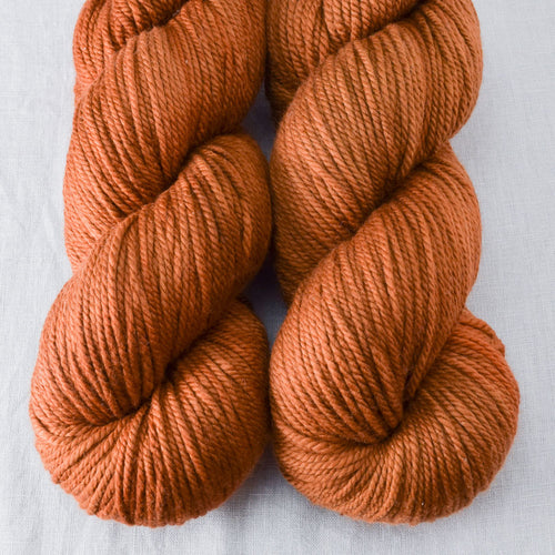 Roasted Pumpkin - Miss Babs K2 Yarn