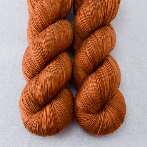 Roasted Pumpkin - Miss Babs Keira yarn